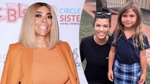 Wendy Williams Defends Kourtney Kardashian As She Gets Trolled For Daughter's $400 Shoes