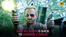 Bhoot Police first look: Saif Ali Khan, Ali Fazal and Fatima Shaikh team up for a horror comedy