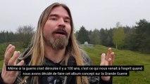 Interview de Pär Sundstörm, bassiste du groupe de heavy metal suédois Sabaton