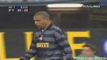 Ronaldo ● Goal and Skills ● Inter 1:0 Schalke 04 ● UEFA Cup 1997-98