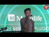 James Reid sings untitled song he wrote for a friend