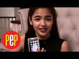 """Andrea Brillantes reacts to """"calculator memes"""" about her"""