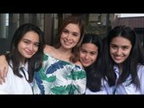 Sunshine Cruz and daughters celebrate news of annulment