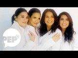 Watch the crazy beautiful friendship of Sunshine, Iza, Karylle, and Diana