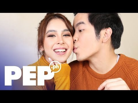 "Joshua Garcia to Julia Barretto: ""I like your armpits."" 