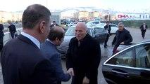 Erzurum Başkan Sekmen, Kendisi İçin Sevinirken Yanan İlim'i Ziyaret Etti