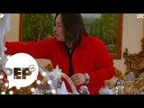 Joel Cruz shows his Christmas Village | PEP Celeb Homes
