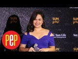 Who's the boss between Judy Ann Santos and Ryan Agoncillo when it comes to money matters?