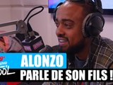 Alonzo - Son fils a exigé Ninho & Koba LaD sur son album ! #MorningDeDifool