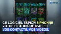 iOS victime d'une application d'espionnage
