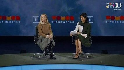 Brie Larson grateful for female superhero lead