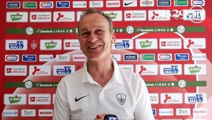 Nancy - Brest | Conférence de presse d'avant-match