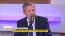 """Privatisation des aéroports : """"Une bonne affaire pour les Français"""", selon Martin Vial (APE)"""