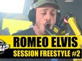 Roméo Elvis - Session Freestyle #2 avec Caballero, JeanJass, Absolem, Ico, Isha, Green Montana & Venlo