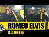 [Exclu] Roméo Elvis - Cry me a river [Remix] ft Angèle #PlanèteRap