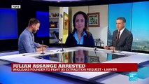 Julian Assange arrested: 'This isn't justice, this is a vendetta'