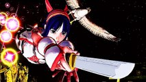 "SAMURAI SHODOWN ""Nakoruru"" Bande Annonce de Gameplay"
