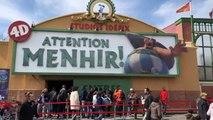 Découvrez Attention Menhir ! la nouvelle attraction 2019 du Parc Astérix