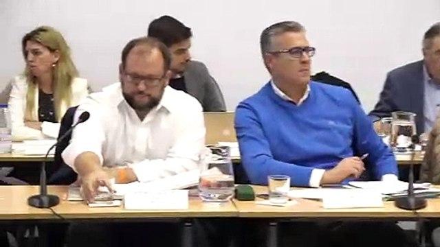 Bronca en el Pleno de Fuencarral por la dimisión que provocó OKDIARIO