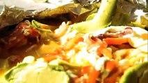 Mariscos 'La Piraña' en el Gourmet Callejero de ¡Pásala!