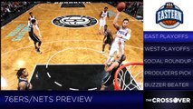 NBA Playoffs 1st Round Preview: Nets Vs. 76ers