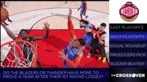 NBA Playoffs 1st Round Preview: Thunder Vs. Blazers