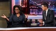 Oprah Winfrey Gets Candid About 'Leaving Neverland' Backlash | THR News