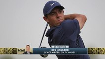 The Jim Rome Show: Rex Hoggard talks Rory McIlroy and Tiger Woods