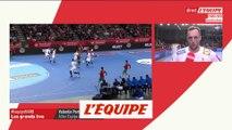 Porte «Une défaite logique» - Hand - Qualifications Euro 2020