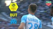 But Valère GERMAIN (72ème) / Olympique de Marseille - Nîmes Olympique - (2-1) - (OM-NIMES) / 2018-19