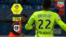 But Jeff REINE-ADELAIDE (61ème) / SM Caen - Angers SCO - (0-1) - (SMC-SCO) / 2018-19