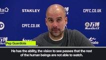 'We missed De Bruyne' Guardiola