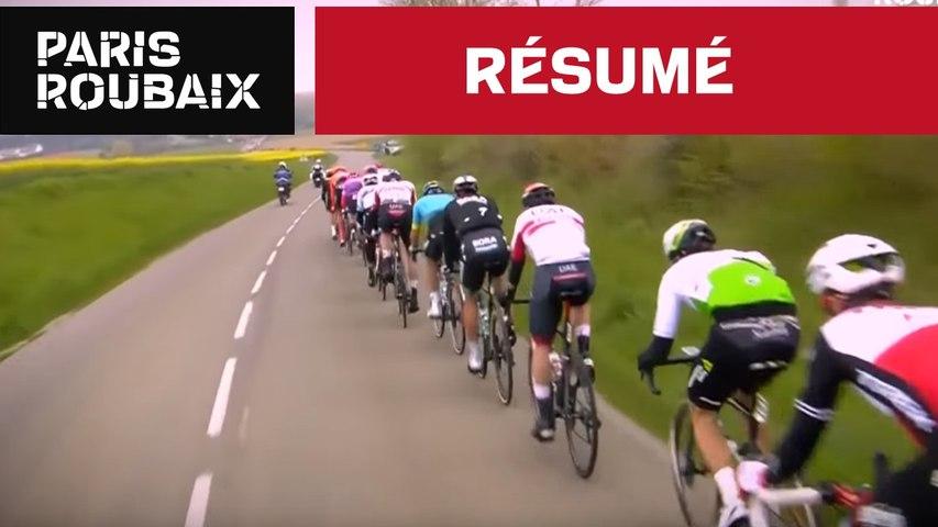 Résumé - Paris-Roubaix 2019