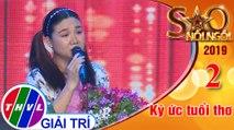 THVL | Sao nối ngôi Mùa 4 – Tập 2[3]: Mơ ước tuổi thơ - Trương Anh Đào