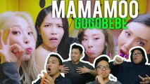 MAMAMOO you ready to GOGOBEBE (MV Reaction)