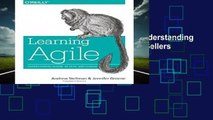 About For Books  Learning Agile: Understanding Scrum, XP, Lean, and Kanban  Best Sellers Rank : #2