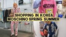 Shopping in Korea: Moschino Spring Summer Outfits & Korean Nail Salon | Q2HAN