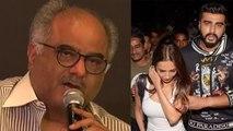 Malaika Arora & Arjun Wedding: Boney Kapoor disown Arjun from property; Here's the truth | FilmiBeat