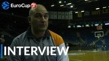7DAYS EuroCup Finals interview: Jaume Ponsarnau, Valencia Basket