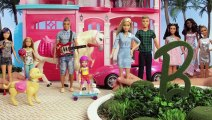 Ciel, mes paillettes ! | Barbie LIVE! in the Dreamhouse | Barbie