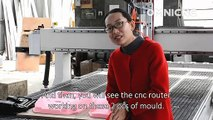 Bait Boat Tooling Board Mould CNC Machining with CNC Router Machine China