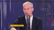 """Julian Assange """"a été utile"""", affirme le ministre de la Culture Franck Riester"""