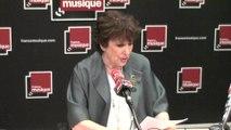 Vendredi épistolaire - Roselyne Bachelot
