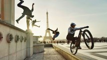 Vélo vs Parkour