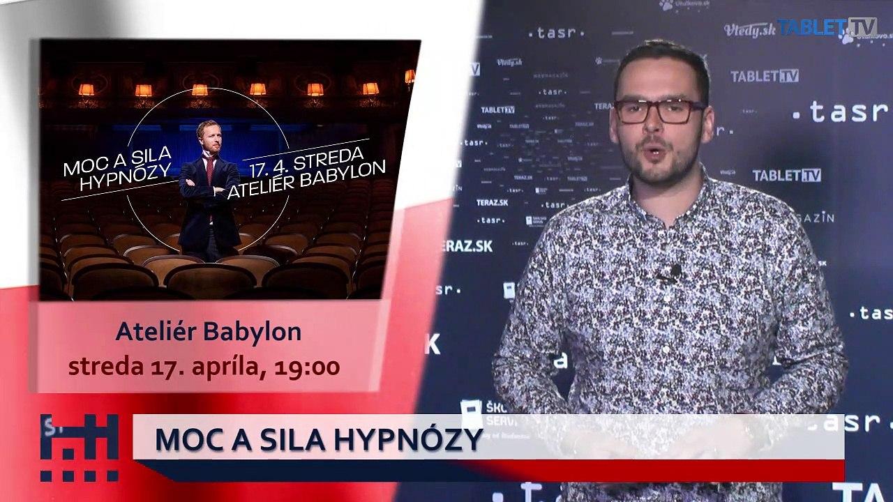 POĎ VON: Moc a sila hypnózy a Veľkonočné trhy