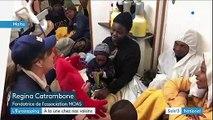 Eurozapping : des migrants bloqués au large de Malte, un test qui fait débat en Allemagne