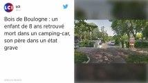 Paris. Mort d'un enfant dans le camping du Bois de Boulogne