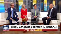 Fox & Friends -Jeh Johnson reacts to Assange arrest, calls situation at southern border a 'crisis by any measure' - Fox News