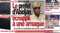 Le Titrologue du 12 Avril 2019 : Cybercriminalité, le préfet d'Abidjan échappe à une arnaque