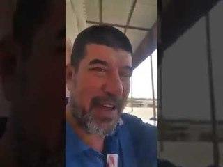 طفل من اهالي البصرة يمنع سائق شاحنة من الانبار من الغداء..شاهد وأحكم شنو السبب